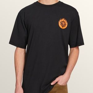 Volcom Men's Hot Visions Short Sleeve Tee - Large